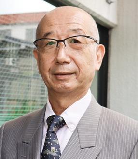 会長に就任した内田さん