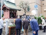 15年ぶり「庚申祭」