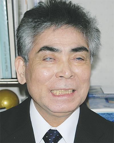 高橋  吉四郎さん