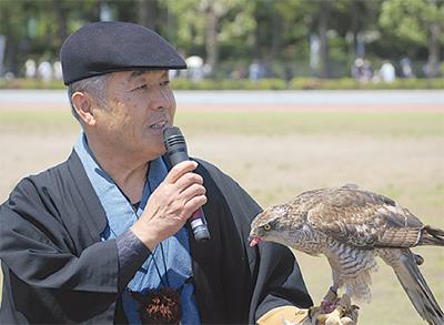 江戸文化を披露