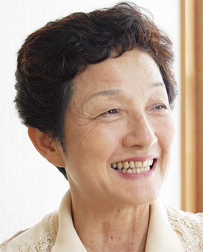 橋本貞子(ていこ)さん