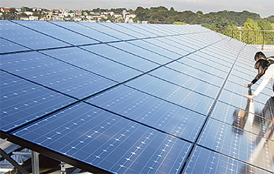 夏の節電 最大30%減