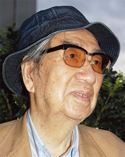 谷川健一さん