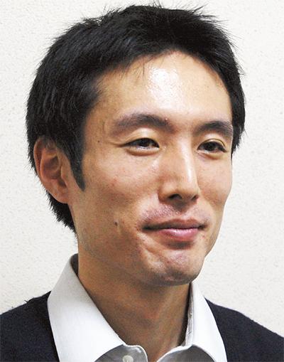 平岡裕樹(ひろき)さん
