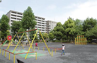 上新城で防災訓練「地域の輪一つに」