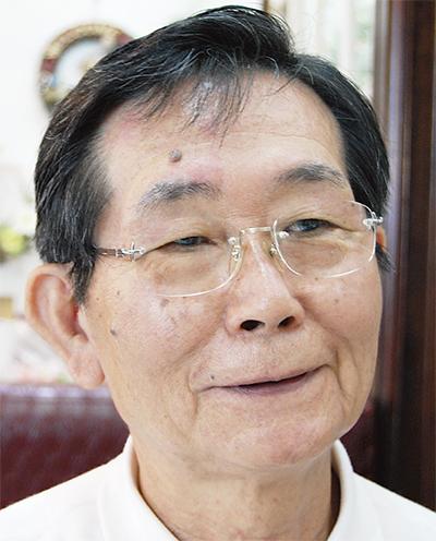 成田 勝治さん