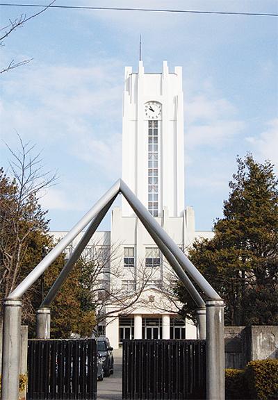 「時計塔校舎の存続を」