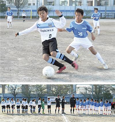 川崎F準V、区選抜3位