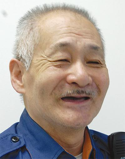生坂(いくさか)征一さん