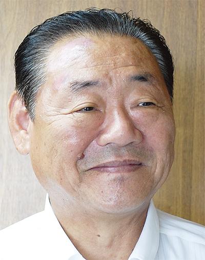 万里崎(まりざき)善男さん