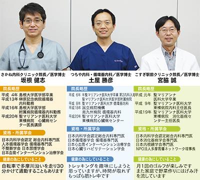 連携で質の高い地域医療を