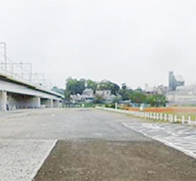 丸子橋駐車場4月から有料に