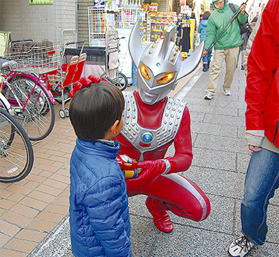 福島の魅力で賑わい