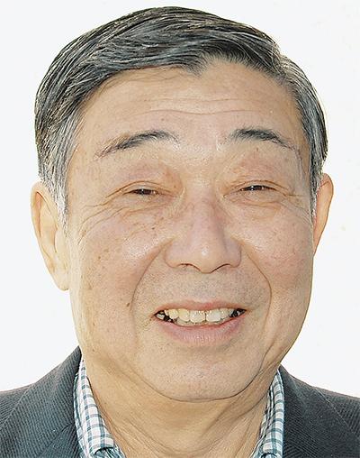 麻布 十兵衛 さん(本名 栢木興太郎)