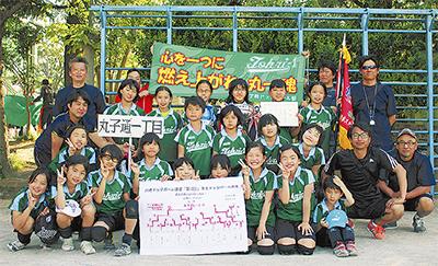 丸子通一丁目が初優勝