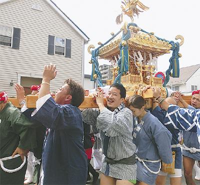 八幡大神例大祭、今年も