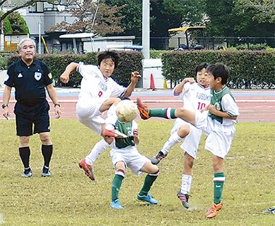 川崎F(フロンターレ)が3連覇
