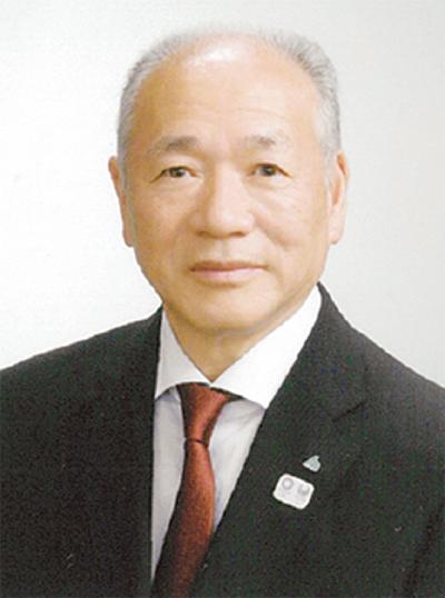 新会長に持田和夫さん