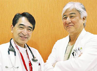 がん早期発見 内視鏡検診を