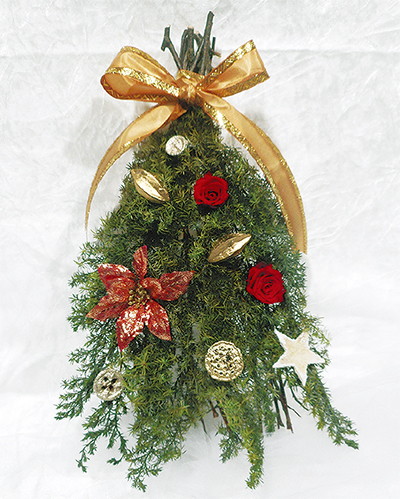 クリスマス準備にいかが?
