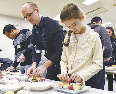 日本文化を体験