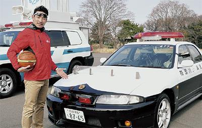 塚原さん、安全安心へPR