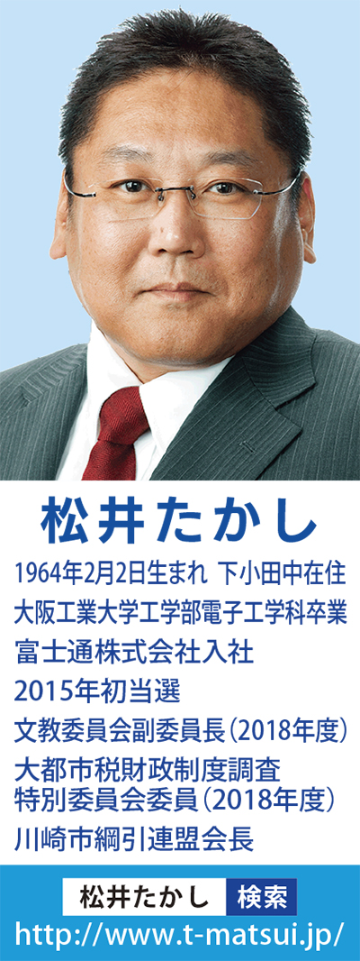 JR南武線の混雑緩和と安全対策を!