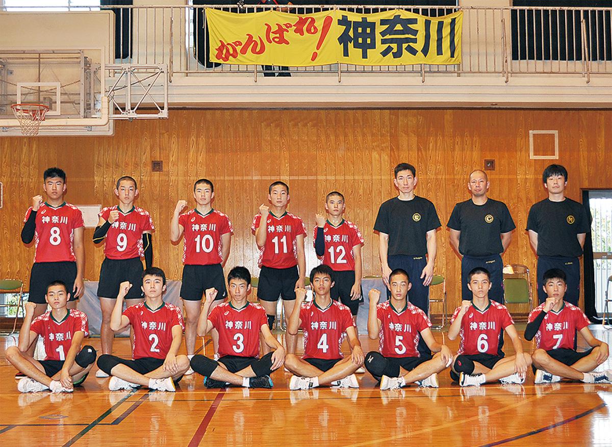 中高選抜T(チーム)と壮行試合