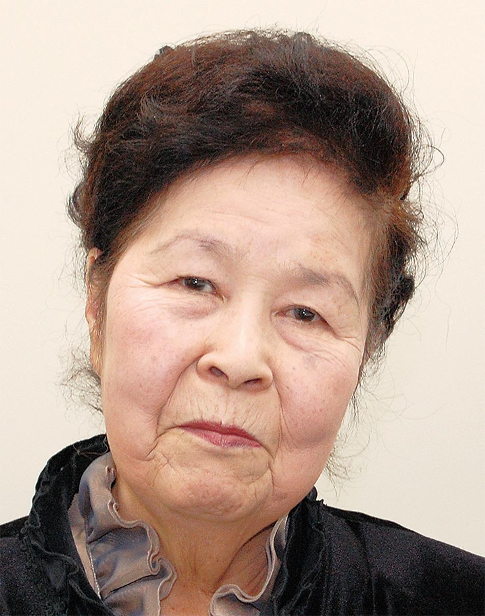 海野 惠美子さん