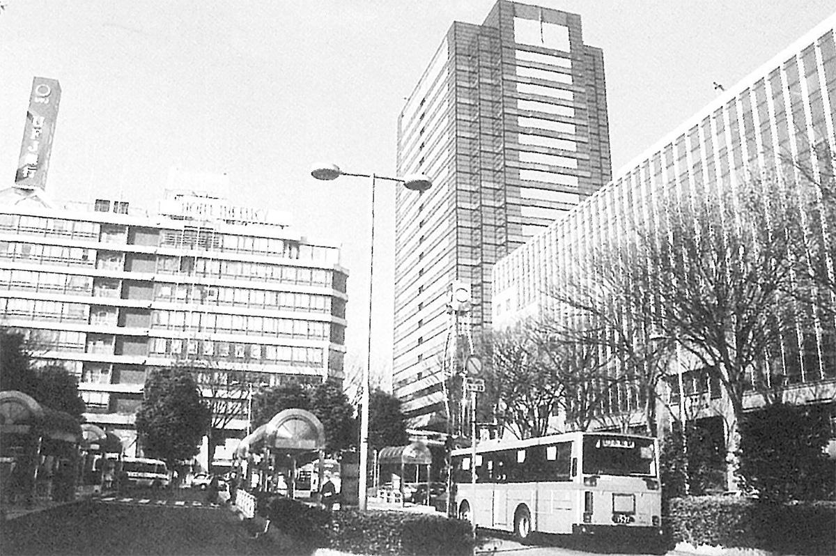 「平成20年代に街が急変」