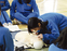 西生田中生徒が救急講習