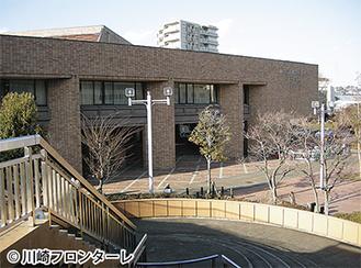 川崎F激励会が行われる麻生市民館大ホール