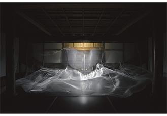 大巻伸嗣≪Liminal Air Space-Time≫2013年
