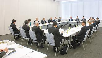 地元経済界などで構成される実行委員会