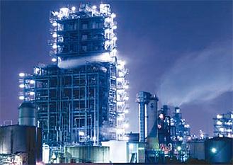 観光名物に定着しつつある川崎の工場夜景