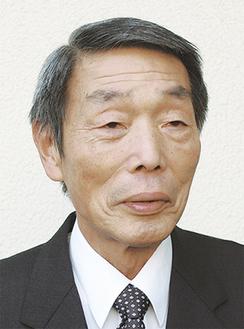 世話人の竹内さん