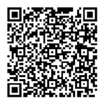 写真応募用QRコード。必要事項入力フォームを備えたメール画面にジャンプする