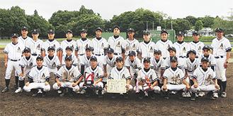 神奈川代表として準優勝した麻生ベースボールクラブ
