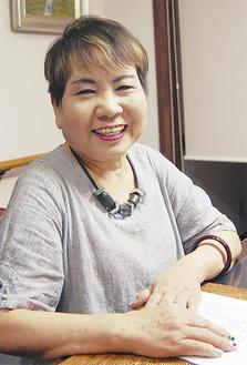 大学院で高齢者と子どもたちの関わりを学ぶ西村さん