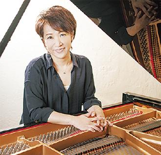ピアニスト・渡辺恵未さん
