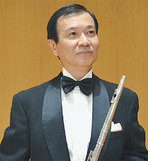 今年で23回目の公演を行う岡村さん