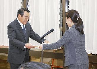農林水産大臣賞など各賞の表彰が行われた