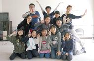 児童と交流 集大成の公演
