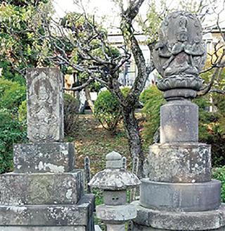法雲寺の馬頭観音