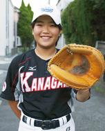女子野球の県選抜入り