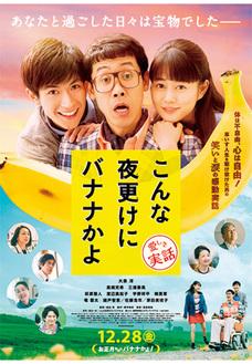 (C)2018映画「こんな夜更けにバナナかよ 愛しき実話」製作委員会