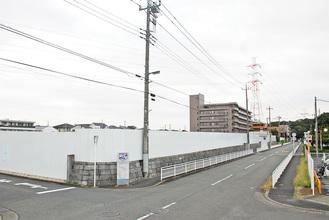 新施設を計画するビーバートザン跡地