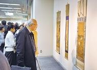 浮世絵ギャラリー開館