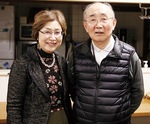 宮本和美さんと夫の直紀さん