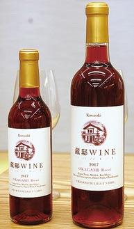 数量制限があったため他の醸造施設で製造したカルナエストのワイン